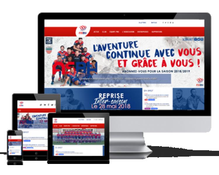 Visuel création de site internet Création de site internet e-commerce